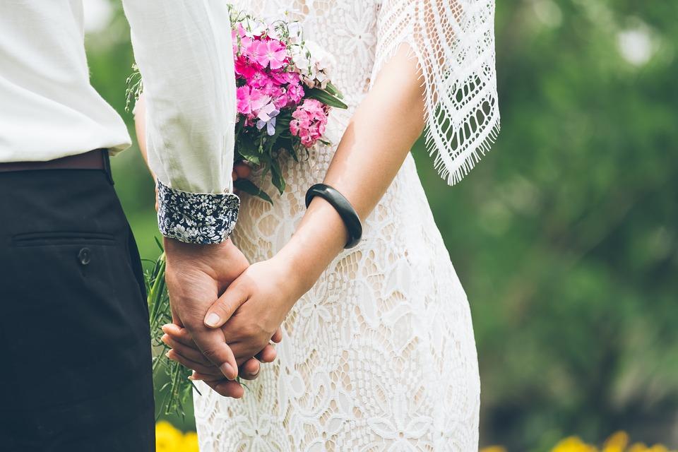 Mariage: les tendances pour 2018