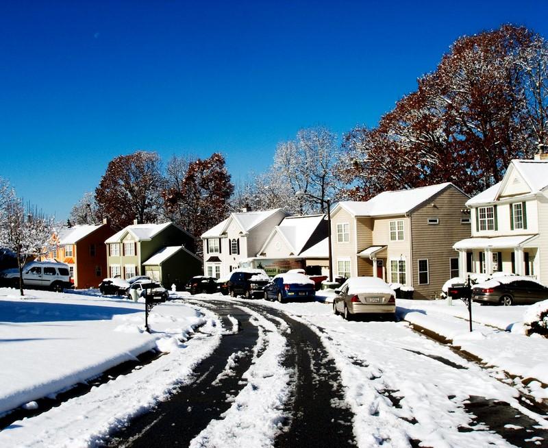 Entretien de carrelage extérieur en hiver: notre guide pratique