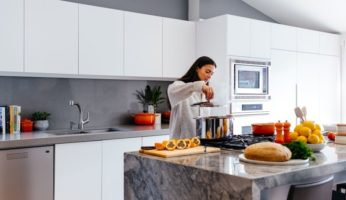 constructeur maison tendances cuisine