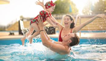 piscine famille écologique